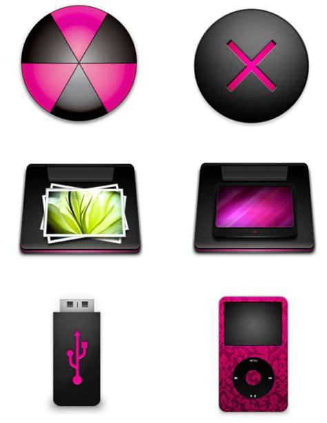 Desktop Ion Blacberry 9360 Black Pack 55 high quality sets with free desktop icons smashing magazine