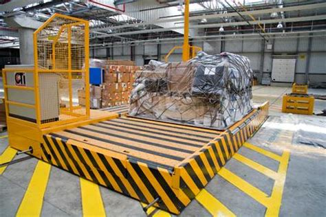 cti systems range for air cargo handling cti systems s a press release