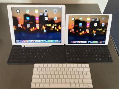 ipad pro    keyboard size comparison ipad