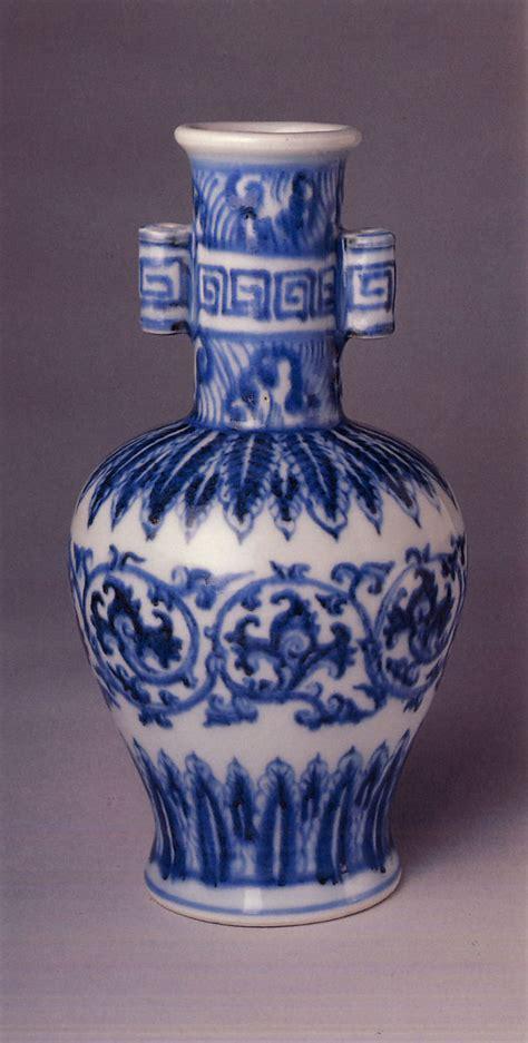 vase china ming dynasty  xuande mark
