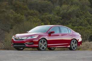 2016 Honda Accord Review 2016 Honda Accord Drive Review Motor Trend