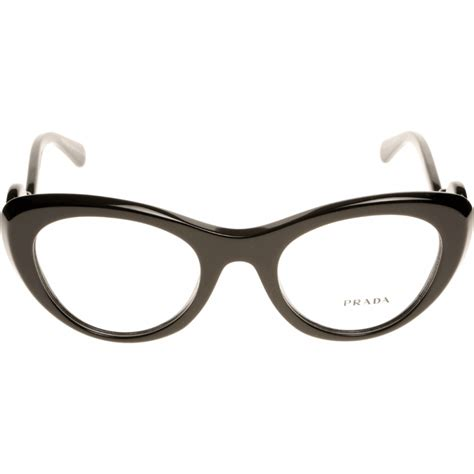 pin prada reading glasses vps 09a czxx 1o1 opticalshiny