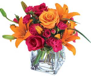 Florist Wholesale Vases Arreglos De Flores Coloridos Para Boda
