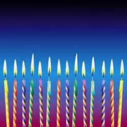 sugartree 12 x 12 paper birthday candles