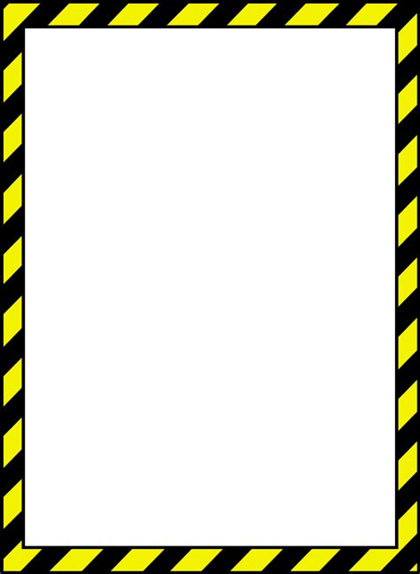 danger sign template images resume ideas