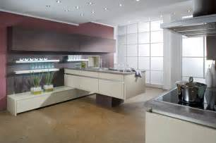 Stylish Kitchen Ideas stylish contemporary kitchens from bauformat