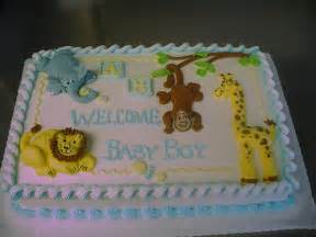 baby shower cakes baby shower zoo cakes