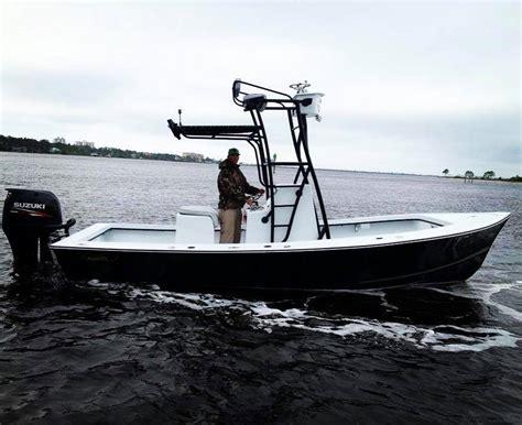 hanson boats hanson boats 2017 hanson 23 tower boat package 59 950