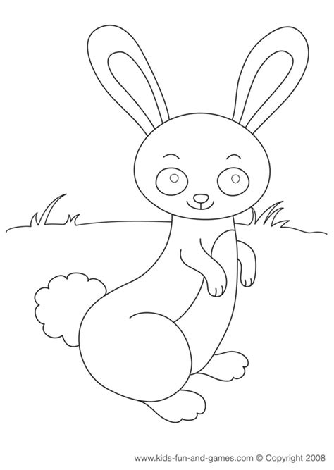 easter bunny coloring pages games a4 in pictures colouring pages