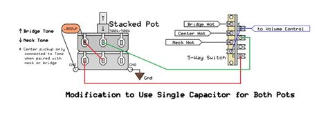 stacked potentiometer wiring diagram wiring diagram and