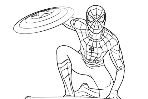 spiderman amazing drawing drawing skill