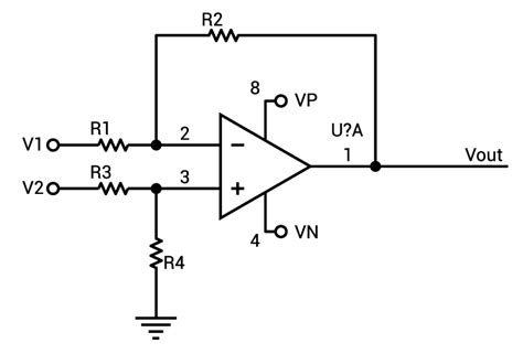 op buffer with resistor inverting op resistor calculator electrical engineering electronics tools