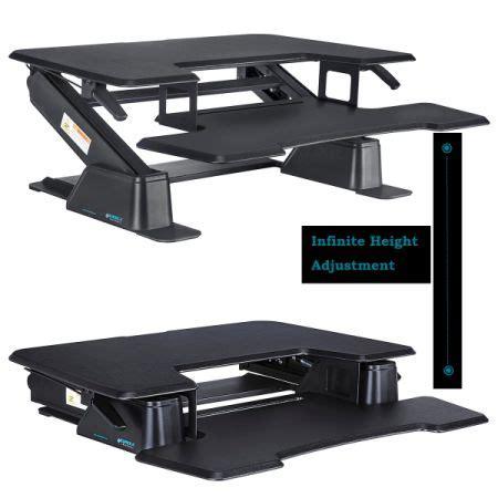 standing desk ergonomic height shop for eureka ergonomic height adjustable standing desk