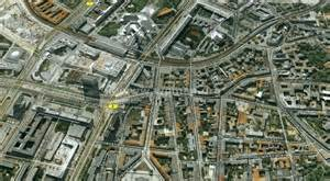 satellite map of berlin