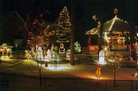 owen sound festival of lights friday november 18 2011
