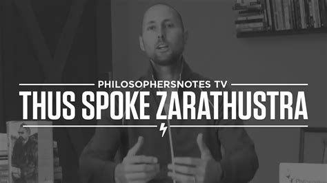 Thuõ S Thus Spoke Zarathustra By Friedrich Nietzsche Doovi
