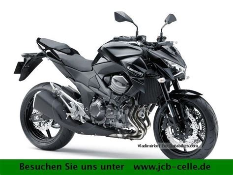 Cross Motorrad 48 Ps by 2012 Kawasaki Z 800 E With 48ps