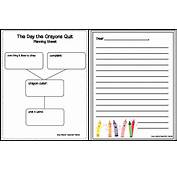 Book Mama The Day Crayons Quit Review And Activity