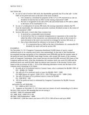 Section 306 Of The Business Corporation chapter 3 a regular corporation must use a calendar year