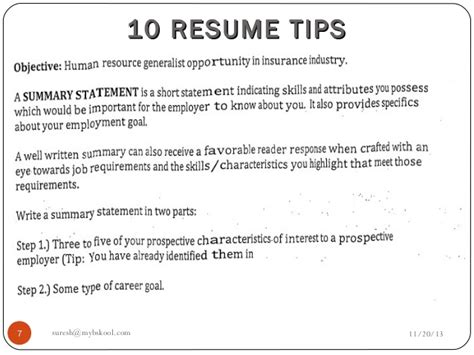 free sample resume objectives you must have some references like