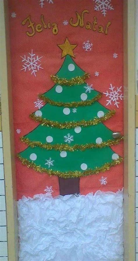 dibujos para decorar puertas de navidad decoraci 243 n puertas de navidad 2 manualidades para ni 241 os