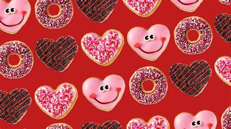 Happy Hearts From Krispy Kreme by Are Falling For Krispy Kreme S New Shaped