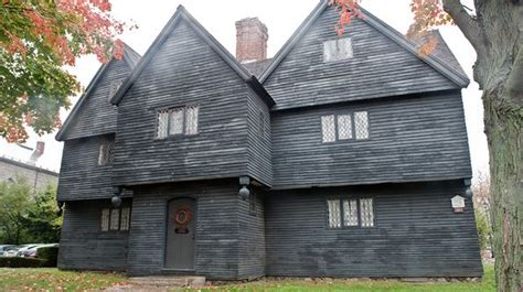salem witch house salem witch house haunted house pinterest