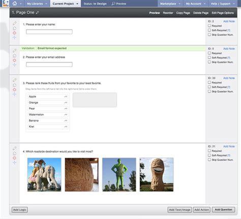 Internet Survey Tools - internet tools internet survey tools
