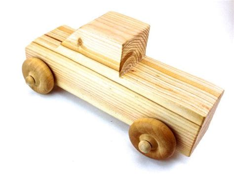 Handmade Wooden Trucks - handmade wooden truck totally safe and organic