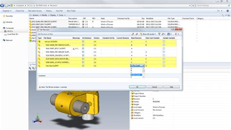 tutorial solidworks pdm solidworks pdm standard and professional comparison
