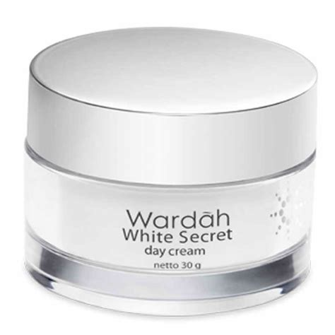 Harga Wardah White Secret Day 30gr jual wardah white secret day 30gr ailin kosmetik