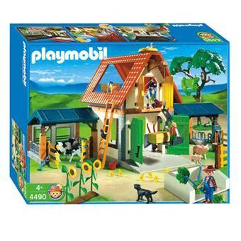 pläne aufbewahren playmobil 4490 ferme playmobil acheter sur fnac