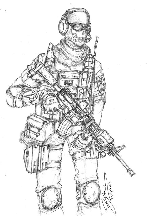 coloring pages of advanced warfare call of duty coloring pages modern warfare 2 www