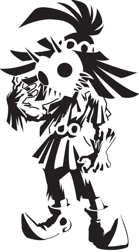 skull kid tattoo skull kid stencil stencils stencils