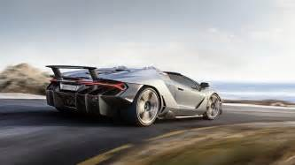Lamborghini Cars 2017 Lamborghini Centenario Roadster 4 Wallpaper Hd Car