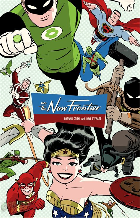 new titles from dc comics fall 2014 and spring 2015 dc comics reissues darwyn cooke s the new frontier