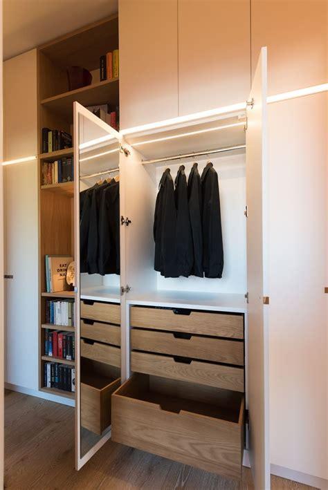 Garderobe Schlafzimmer by 220 Ber 1 000 Ideen Zu Einbauschrank Auf