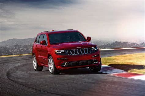 Jeep Grand Srt 8 2015 Jeep Grand Srt Gets Power Boost