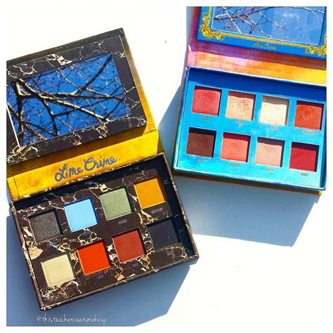Dijamin Lime Crime Venus Eyeshadow Palette lime crime venus 2 palette this wears makeup