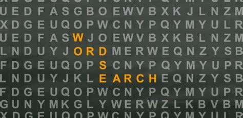 Unlimited Search Wordsearch Unlimited Skytechgeek