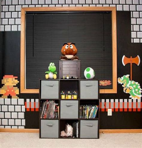 video game bedroom decor 21 super awesome video game room ideas you must see