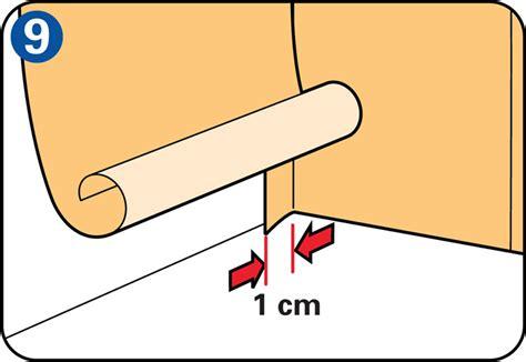 Pose Du Papier Peint 4128 by Comment R 233 Ussir La Pose Du Papier Peint Bricobistro