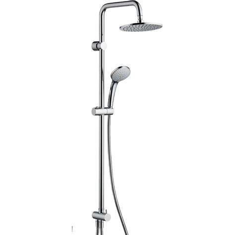 ideal standard colonna doccia colonna doccia ideal standard serie idealrain duo cromata