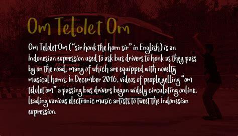 Tshirt Om Telolet Om 4 om telolet om font befonts