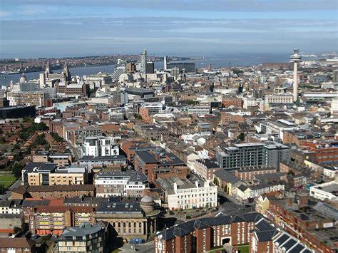 liverpool city centre wikipedia