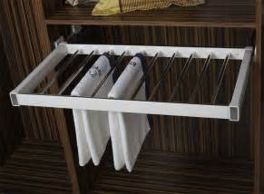 Hanging Drawer Runners Klasse Silent Trouser Pull Out Pull Out Clothes Hanging