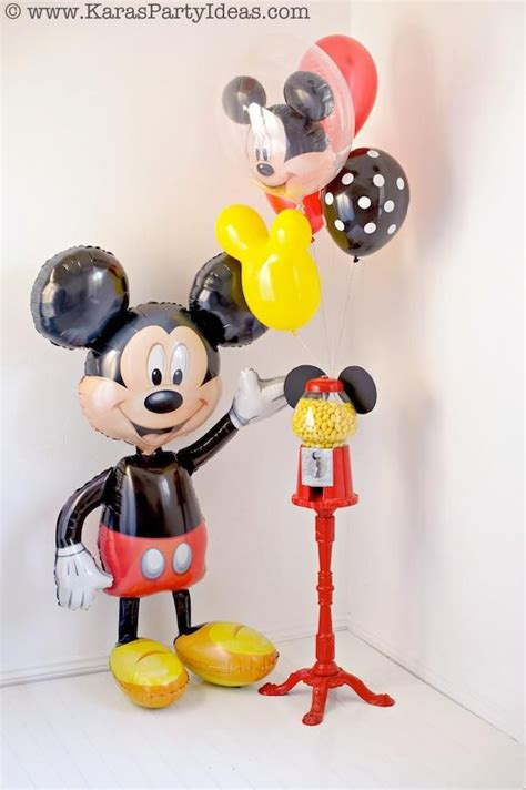 party planning mickey mouse cake  diy photo  pinterest