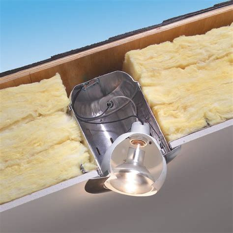 how to use insulated can lights in ceilings can lights