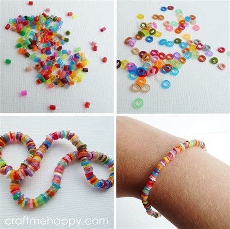 mini hama bead bracelet 183 how to make a beaded bracelet
