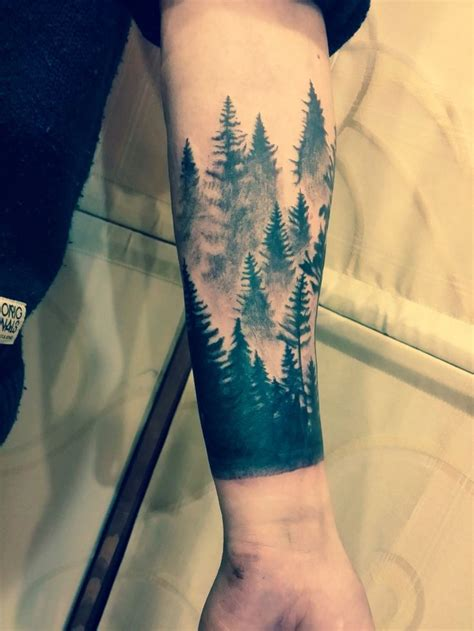 tree sleeve tattoo 25 best ideas about forest sleeve on